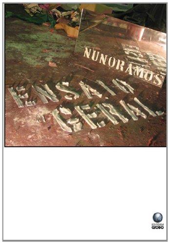 Ensaio geral, livro de Nuno Ramos