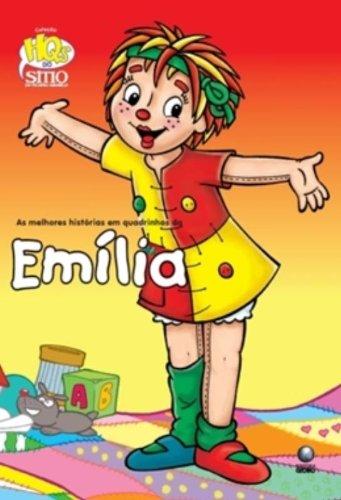 As melhores histórias em quadrinhos da Emília, livro de Baseado no  obra de Monteiro Lobato