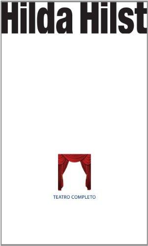 Teatro completo, livro de Hilda Hilst