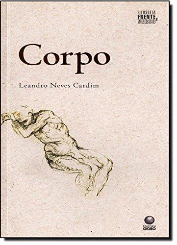 Corpo, livro de Leandro Neves Cardim