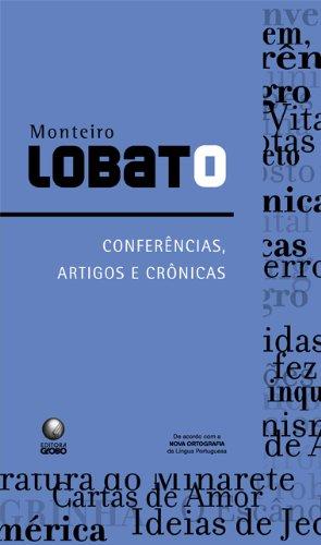 Conferências, Artigos e Crônicas, livro de Monteiro Lobato