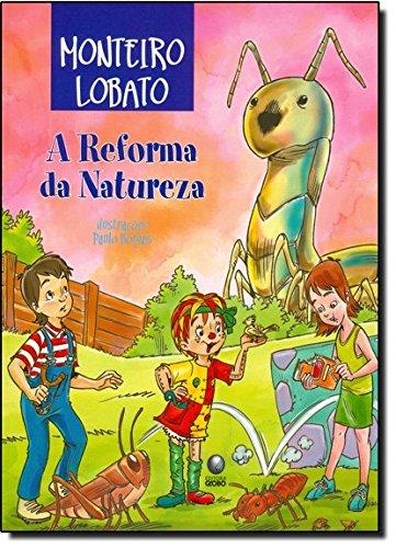 A reforma da natureza, livro de Monteiro Lobato