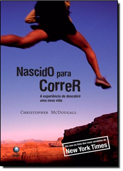 Nascido Para Correr, livro de Christopher Mcdougall