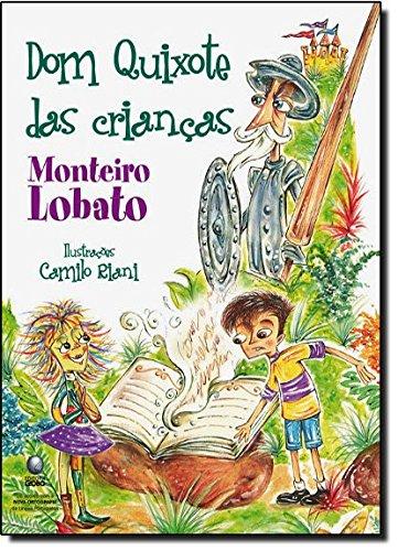 Dom Quixote das crianças (adaptação), livro de Monteiro Lobato