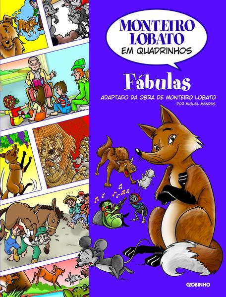 Fábulas (quadrinhos), livro de Miguel Mendes (Mig)