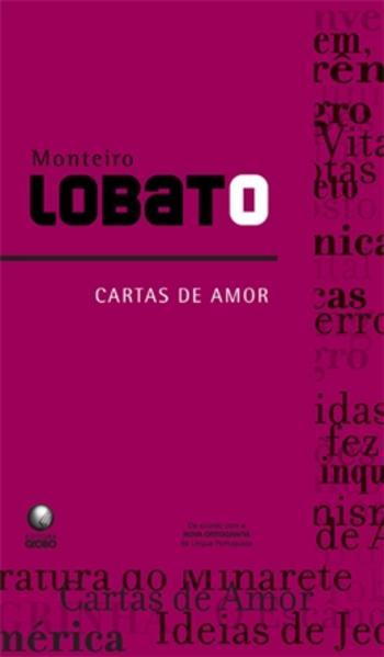 Cartas de Amor, livro de Monteiro Lobato