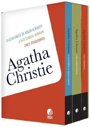Kit Agatha Christie, livro de Agatha Christie