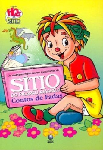 As melhores histórias em quadrinhos de Contos de Fada, livro de Baseado no  obra de Monteiro Lobato