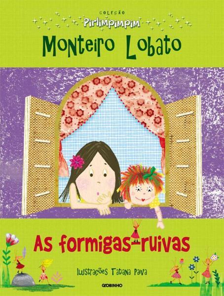 Formigas Ruivas, As, livro de Monteiro Lobato