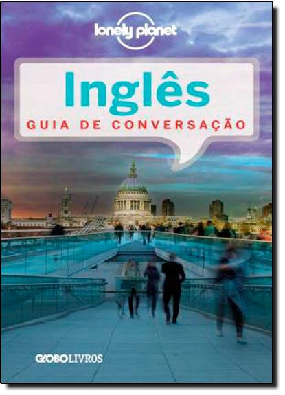 Inglês - Guia de Conversação, livro de Lonely Planet