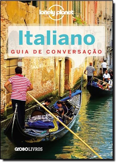 Italiano: Guia de Conversação, livro de Editora Globo
