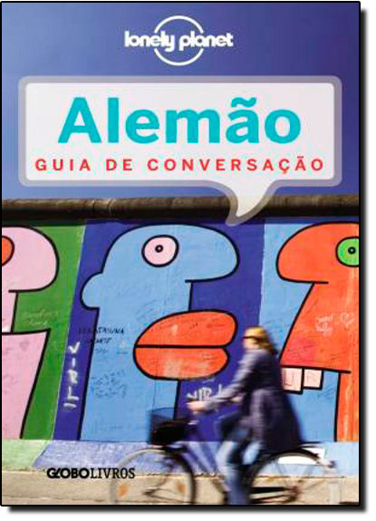 ALEMÃO: GUIA DE CONVERSAÇÃO, livro de Lonely Planet