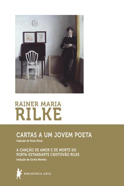 Cartas a Um Jovem Poeta e Outros Textos, livro de Rainer Maria Rilke