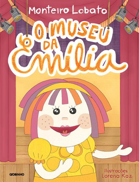 Museu da Emília, O, livro de Monteiro Lobato