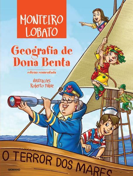 Geografia de Dona Benta: O Terror dos Mares, livro de Monteiro Lobato