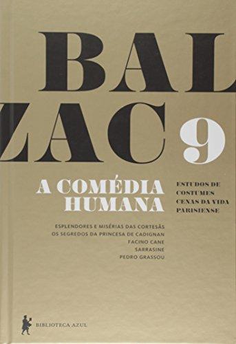 A Comédia Humana - Volume 9, livro de Honoré de Balzac