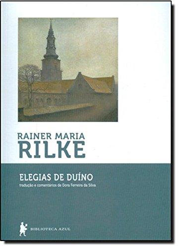 Elegias De Duino, livro de Rainer Maria Rilke