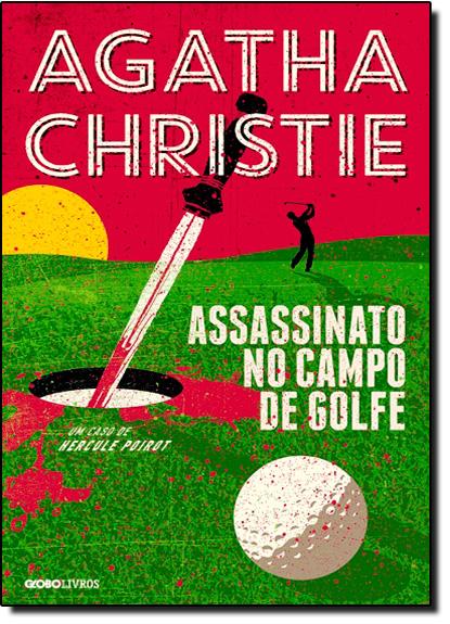 Assassinato no Campo de Golfe, livro de Agatha Christie