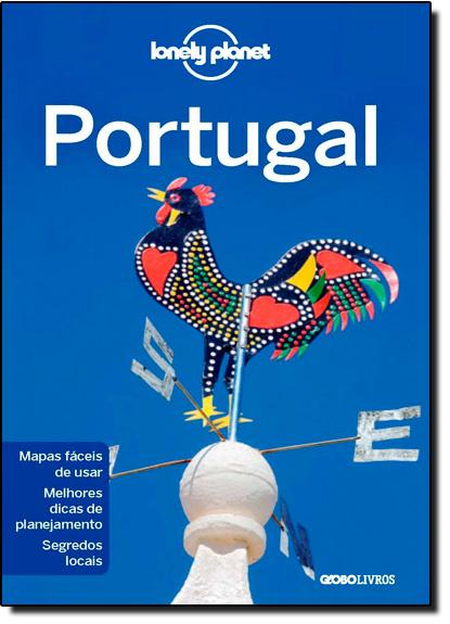 Portugal - Coleção Lonely Planet, livro de Editora Globo