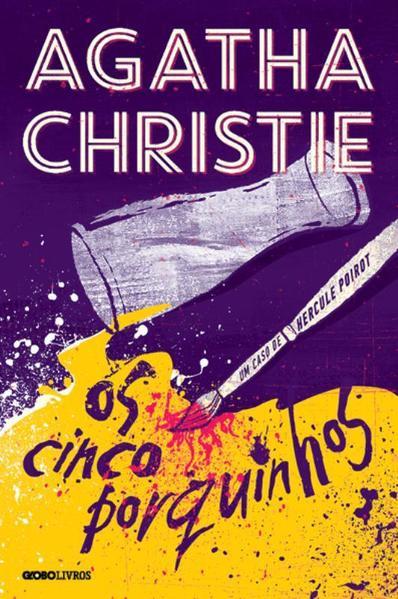 Cinco Porquinhos, Os, livro de Agatha Christie