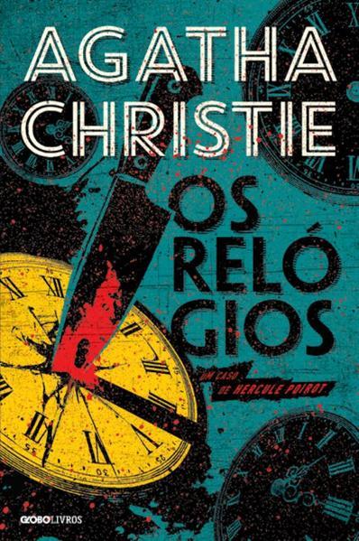 Relógios, Os, livro de Agatha Christie