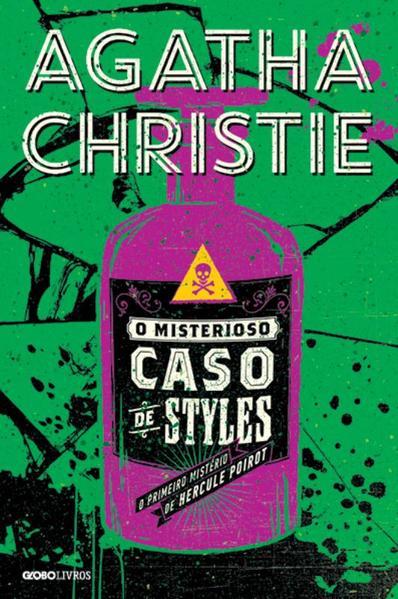 Misterioso Caso Styles, O: O Primeiro Mistério de Hercule Poirot, livro de Agatha Christie