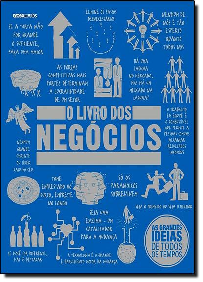 Livro dos Negócios, O - Coleção As Grandes Ideias de Todos os Tempos, livro de Rafael Longo