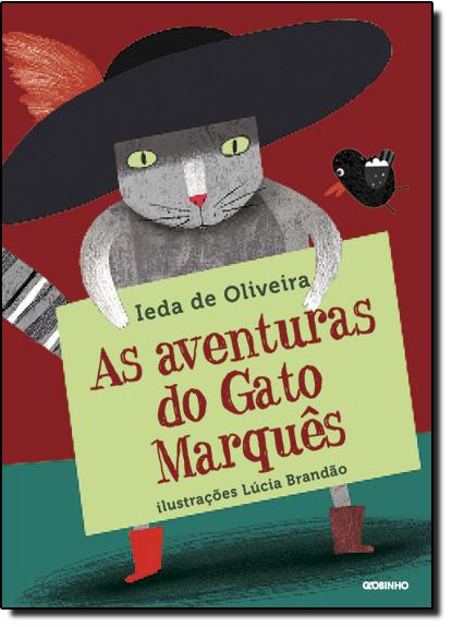 Aventuras do Gato Marquês, As, livro de Ieda de Oliveira