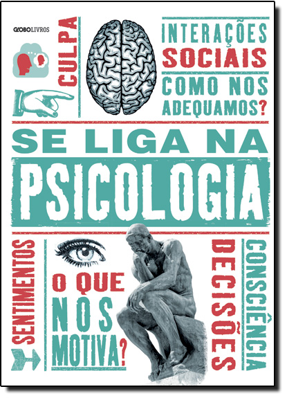 Se Liga na Psicologia, livro de Marcus Weeks