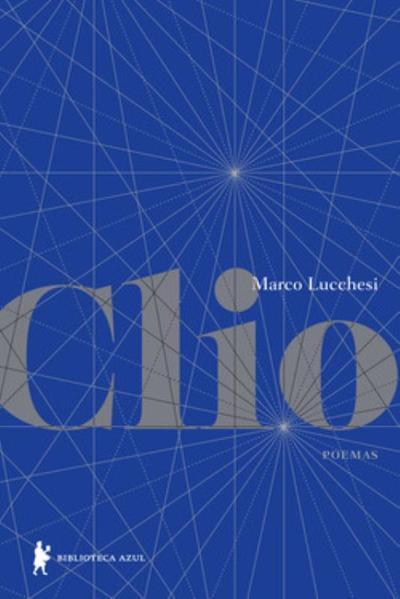 Clio, livro de Marco Lucchesi