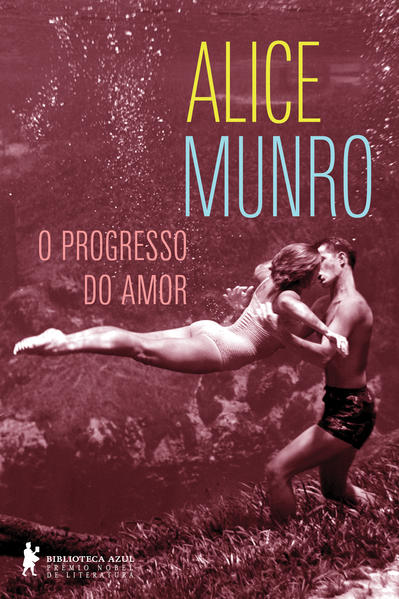 O Progresso do Amor, livro de Alice Munro