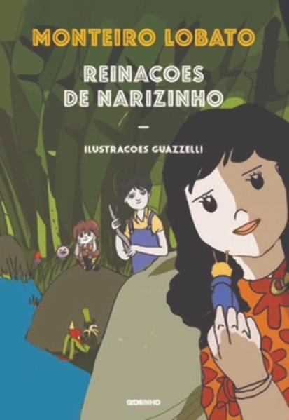 Reinações de Narizinho, livro de Monteiro Lobato