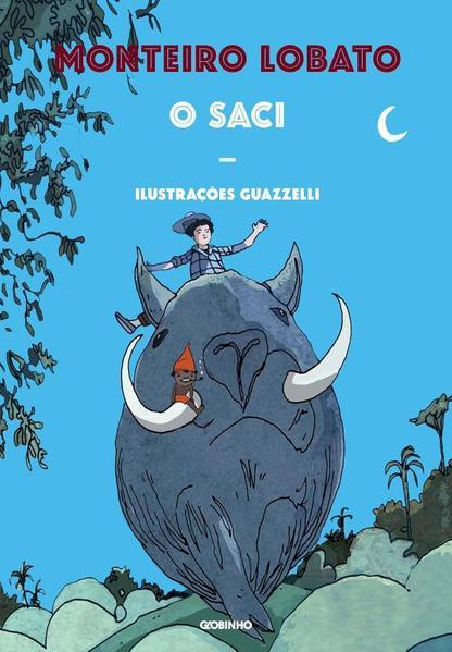 Saci, O, livro de Monteiro Lobato