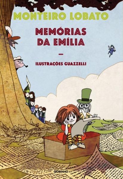 Memórias da Emília, livro de Monteiro Lobato