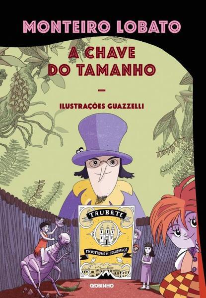 Chave do Tamanho, A, livro de Monteiro Lobato