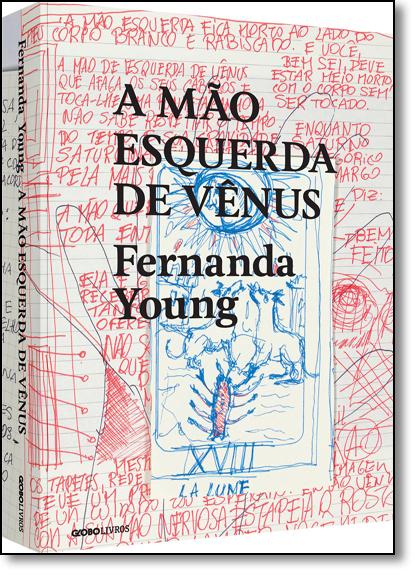 Mão Esquerda de Vênus, A, livro de Fernanda Young