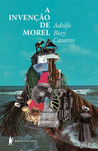 Invenção de Morel, A, livro de Adolfo Bioy Casares