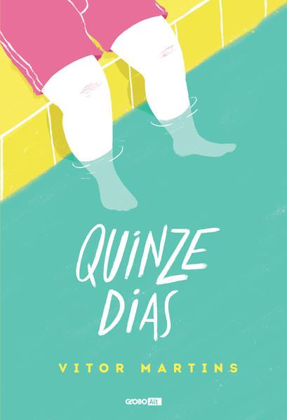 Quinze Dias, livro de Vitor Martins
