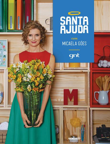 Santa Ajuda, livro de Micaela Góes