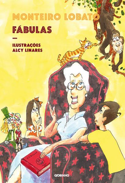 Fábulas, livro de Monteiro Lobato