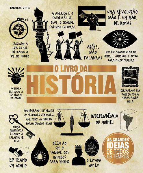 O Livro da História, livro de Vários Autores