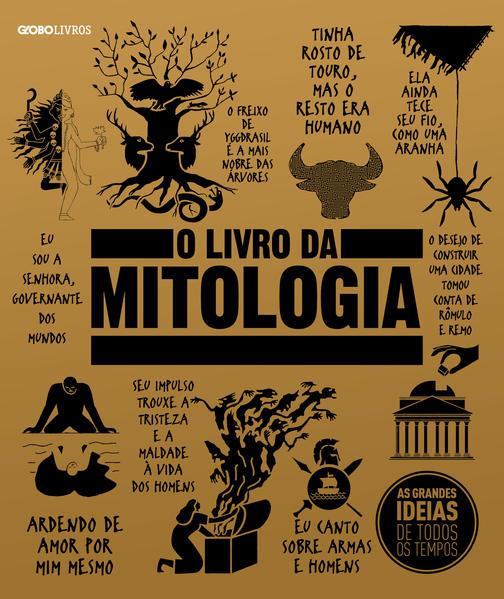 O livro da mitologia, livro de Vários