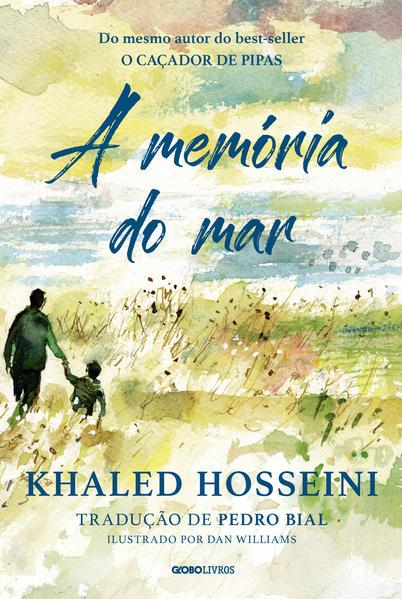 A memória do mar, livro de Khaled Hosseini