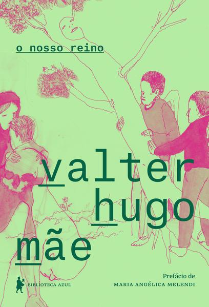 o nosso reino, livro de Valter Hugo Mãe