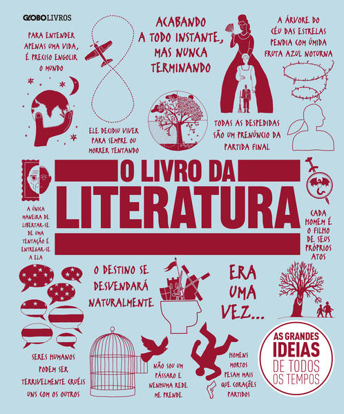O livro da literatura (reduzido), livro de Vários autores
