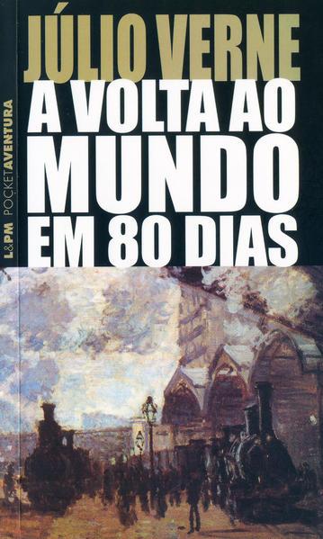 A volta ao mundo em 80 dias, livro de Júlio Verne