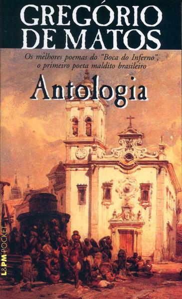 Antologia – Gregório de Matos, livro de Gregório de Matos