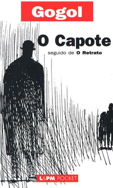 Capote / O retrato, livro de Nicolai Vassilievitch Gogol