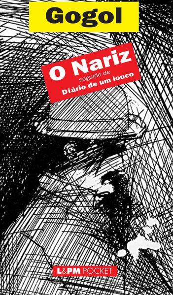 O nariz, livro de Nicolai Vassilievitch Gogol