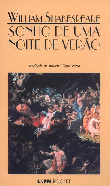 Sonho de uma noite de verão, livro de William Shakespeare